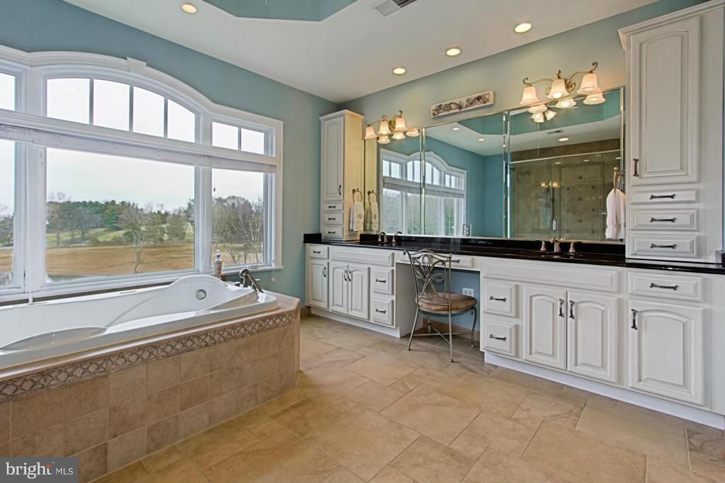 Master bathroom #1 - 13104 LAUREL GLEN RD, CLIFTON