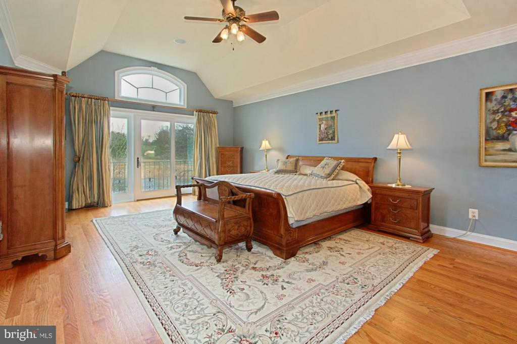 Master Bedroom #2 Main Level - 13104 LAUREL GLEN RD, CLIFTON