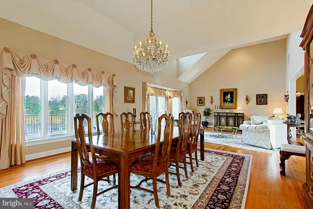 Dining Room - 13104 LAUREL GLEN RD, CLIFTON