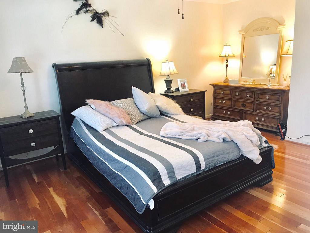 Bedroom (Master) - 5409 HAMPTON FOREST WAY, FAIRFAX
