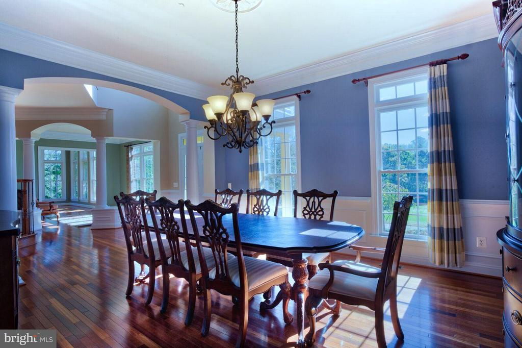 Formal Dining Room - 27563 EQUINE CT, CHANTILLY