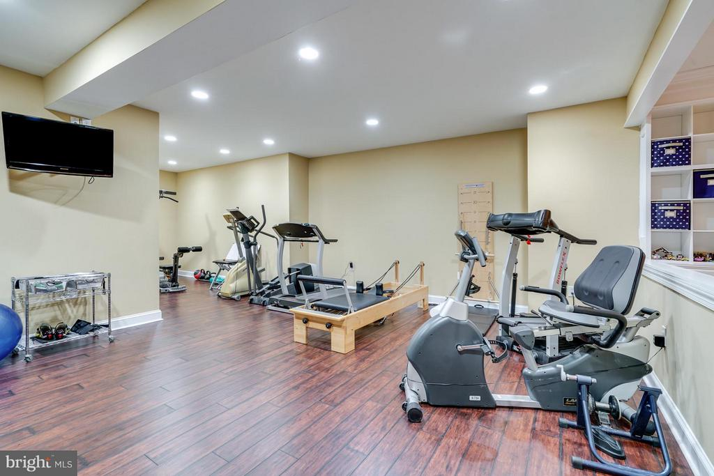 Home Gym - 27563 EQUINE CT, CHANTILLY