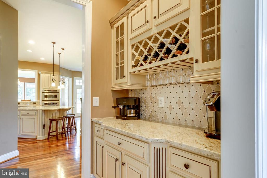 Butlers Pantry - 27563 EQUINE CT, CHANTILLY