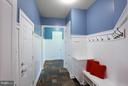 Mud Room + 2nd Main Bath - 27563 EQUINE CT, CHANTILLY