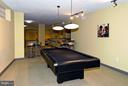 Billiards Room - 400 MASSACHUSETTS AVE NW #415, WASHINGTON