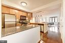 Kitchen (1 of 4) - 400 MASSACHUSETTS AVE NW #415, WASHINGTON