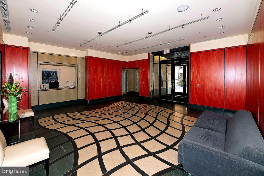 Lobby - 400 MASSACHUSETTS AVE NW #415, WASHINGTON