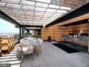 Roof Deck Dining Area - 400 MASSACHUSETTS AVE NW #415, WASHINGTON