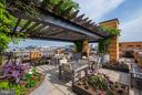 Roof Deck Party Area (2 of 2) - 400 MASSACHUSETTS AVE NW #415, WASHINGTON