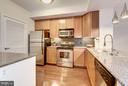 Kitchen (2 of 4) - 400 MASSACHUSETTS AVE NW #415, WASHINGTON