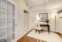 2nd Bedroom / Office / Den (3 of 3) - 400 MASSACHUSETTS AVE NW #415, WASHINGTON