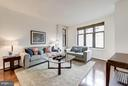Living Room (1 of 3) - 400 MASSACHUSETTS AVE NW #415, WASHINGTON
