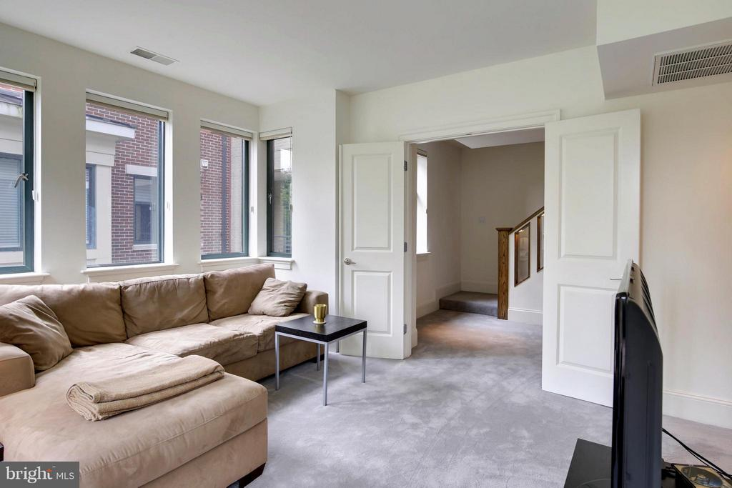 Bedroom (Master) - 4750 41ST ST NW #TH-4, WASHINGTON