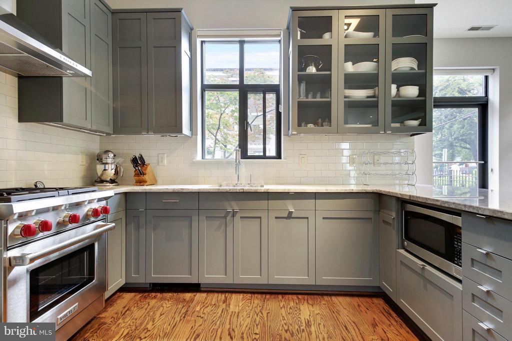 Kitchen - 4750 41ST ST NW #TH-4, WASHINGTON