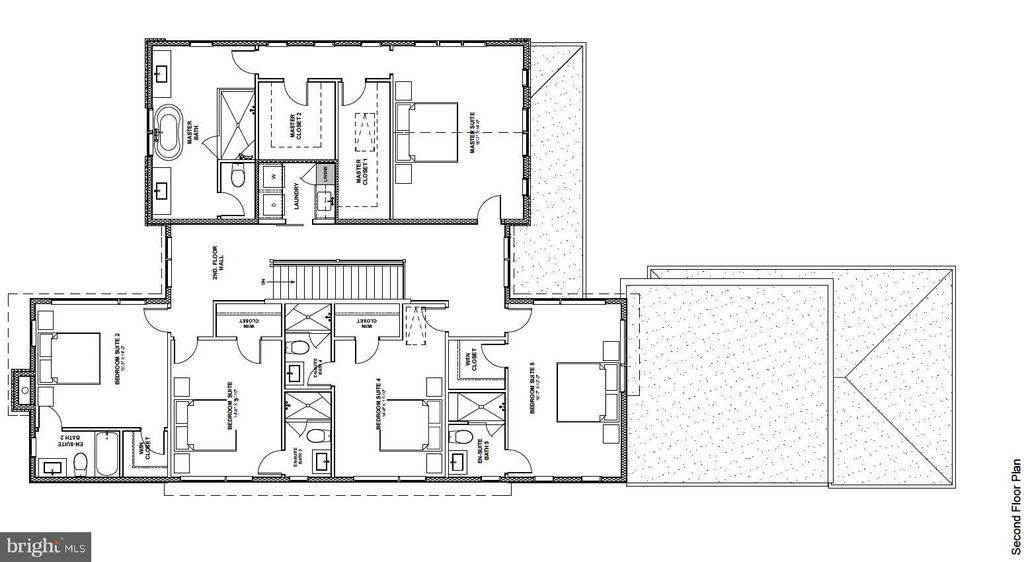 Upper Level Floorplan - 4669 34TH ST N, ARLINGTON