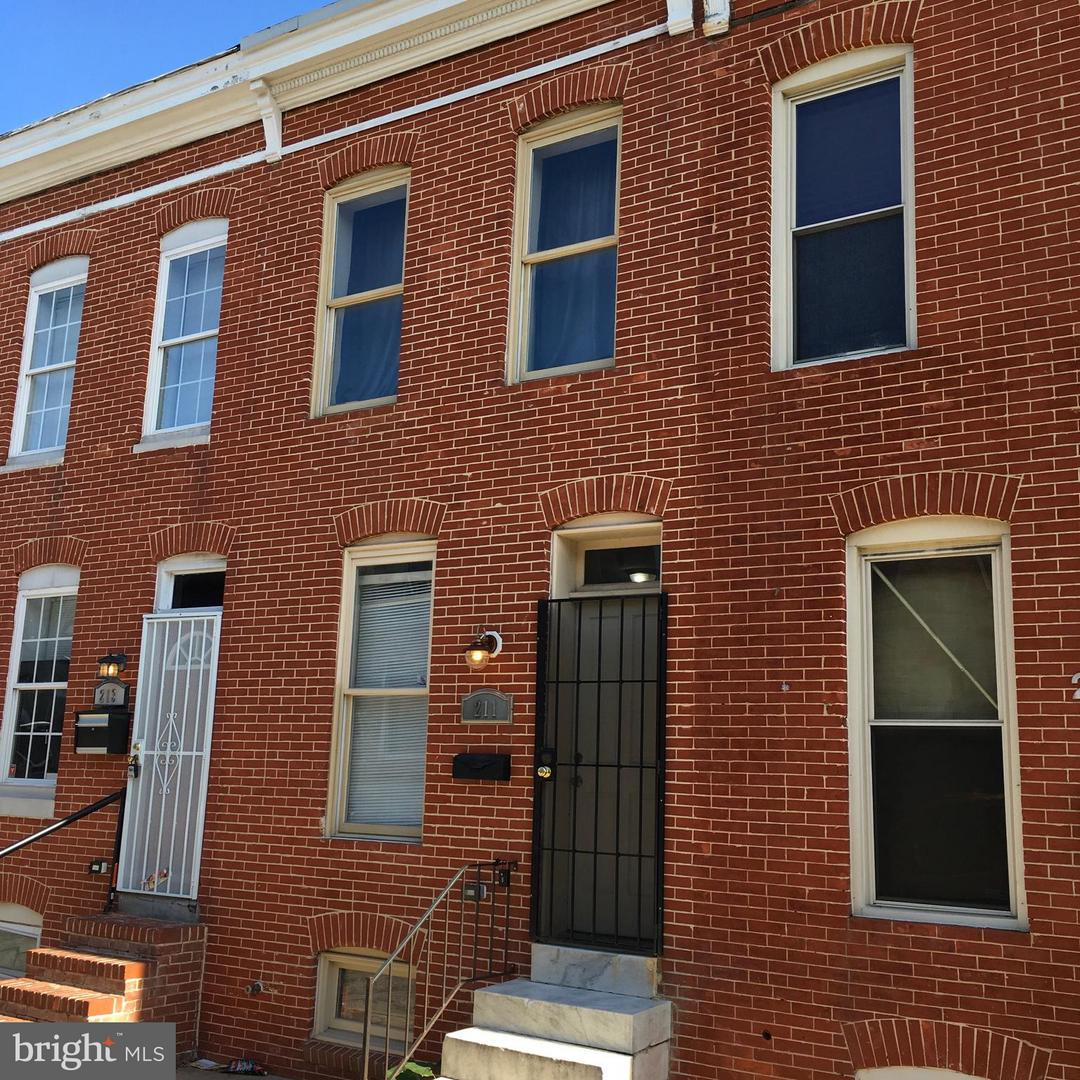 Commercial for Sale at 211 Rose St Baltimore, Maryland 21224 United States