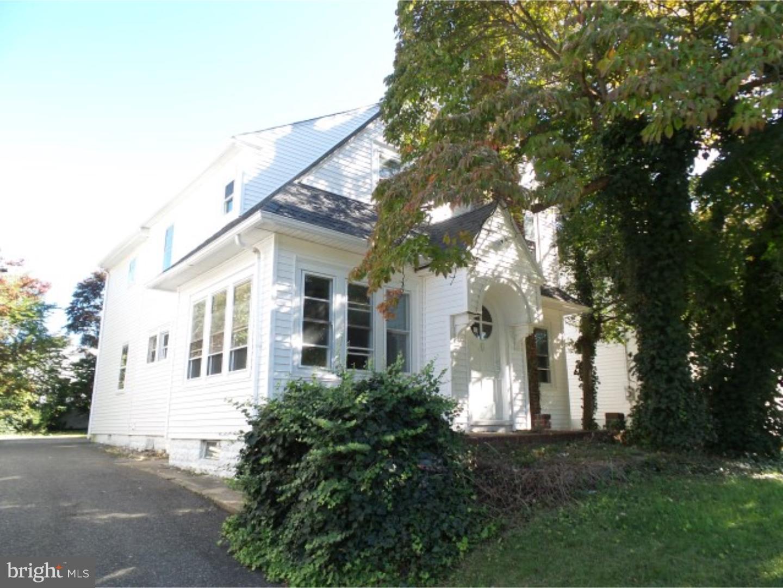 Частный односемейный дом для того Продажа на 117 WOODLAND TER Oaklyn, Нью-Джерси 08107 Соединенные Штаты