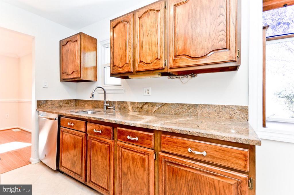 Kitchen - 1231 DELAFIELD PL NE, WASHINGTON