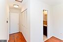 Closet area and Master bathroom - 1231 DELAFIELD PL NE, WASHINGTON