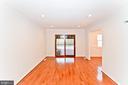 Living Room - 1231 DELAFIELD PL NE, WASHINGTON