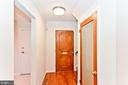 Foyer - 1231 DELAFIELD PL NE, WASHINGTON