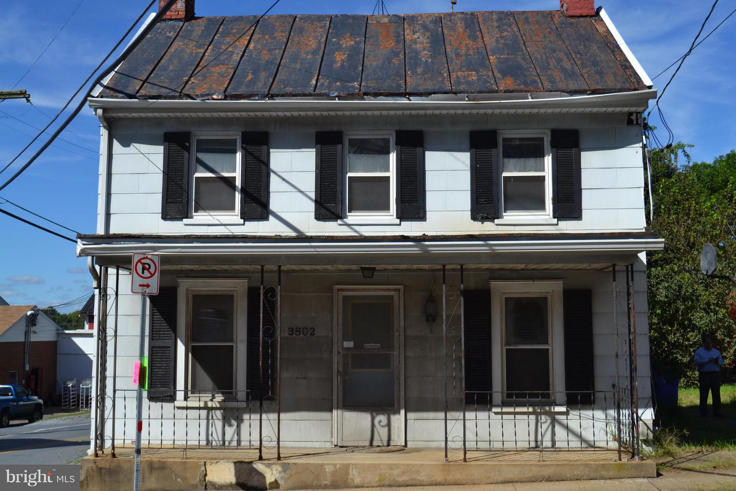 Single Family for Sale at 3802 Jefferson Pike Jefferson, Maryland 21755 United States