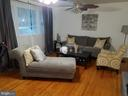 Living Room - 2011 GAITHER ST, TEMPLE HILLS