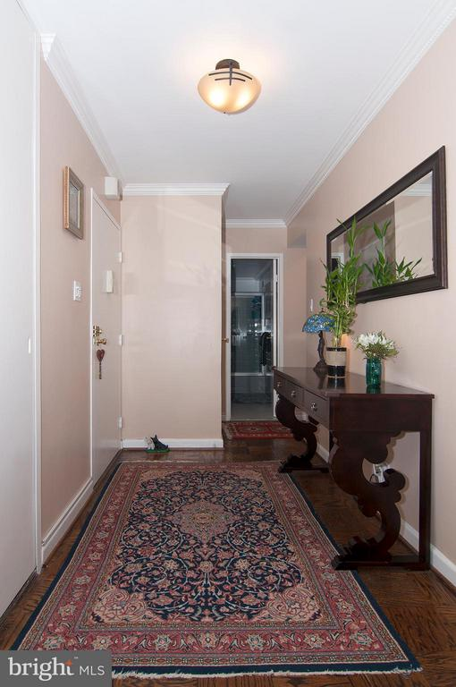 Entrance Foyer - 4201 CATHEDRAL AVE NW #301W, WASHINGTON