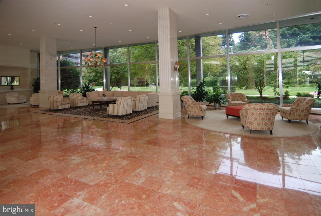 Lobby - 4201 CATHEDRAL AVE NW #301W, WASHINGTON