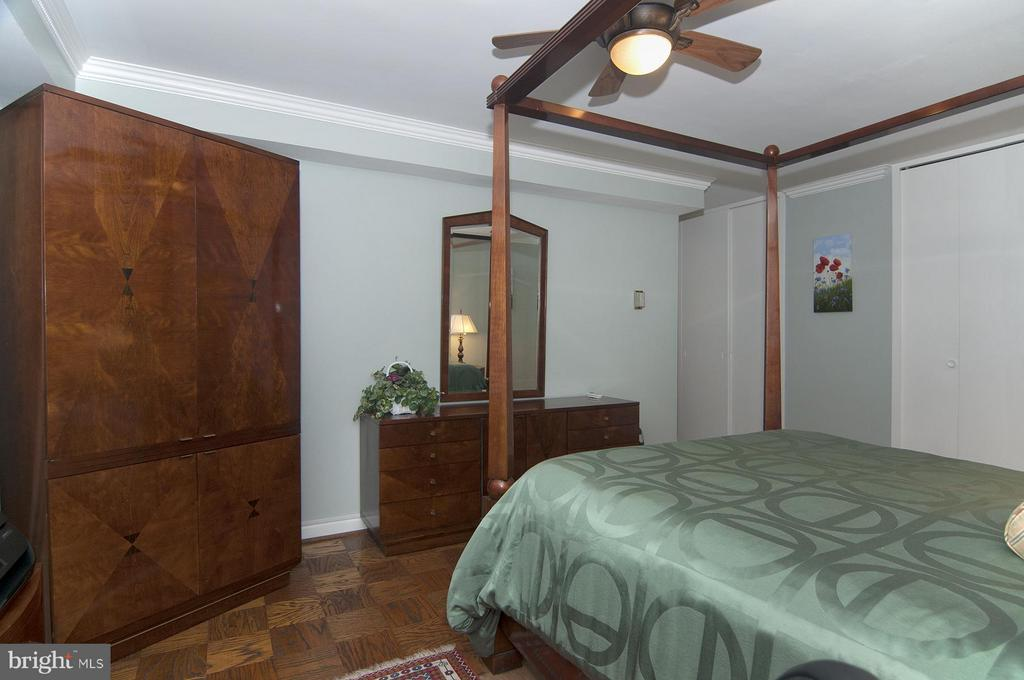 Master Bedroom - 4201 CATHEDRAL AVE NW #301W, WASHINGTON