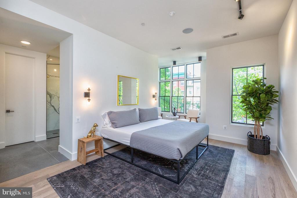 Bedroom (Master) - 928 O ST NW #2, WASHINGTON