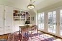 Master Bedroom Office - 4934 INDIAN LN NW, WASHINGTON