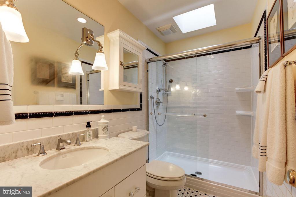 Master Bathroom - 1613 35TH ST NW, WASHINGTON
