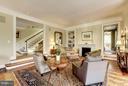 Living Room - 4934 INDIAN LN NW, WASHINGTON