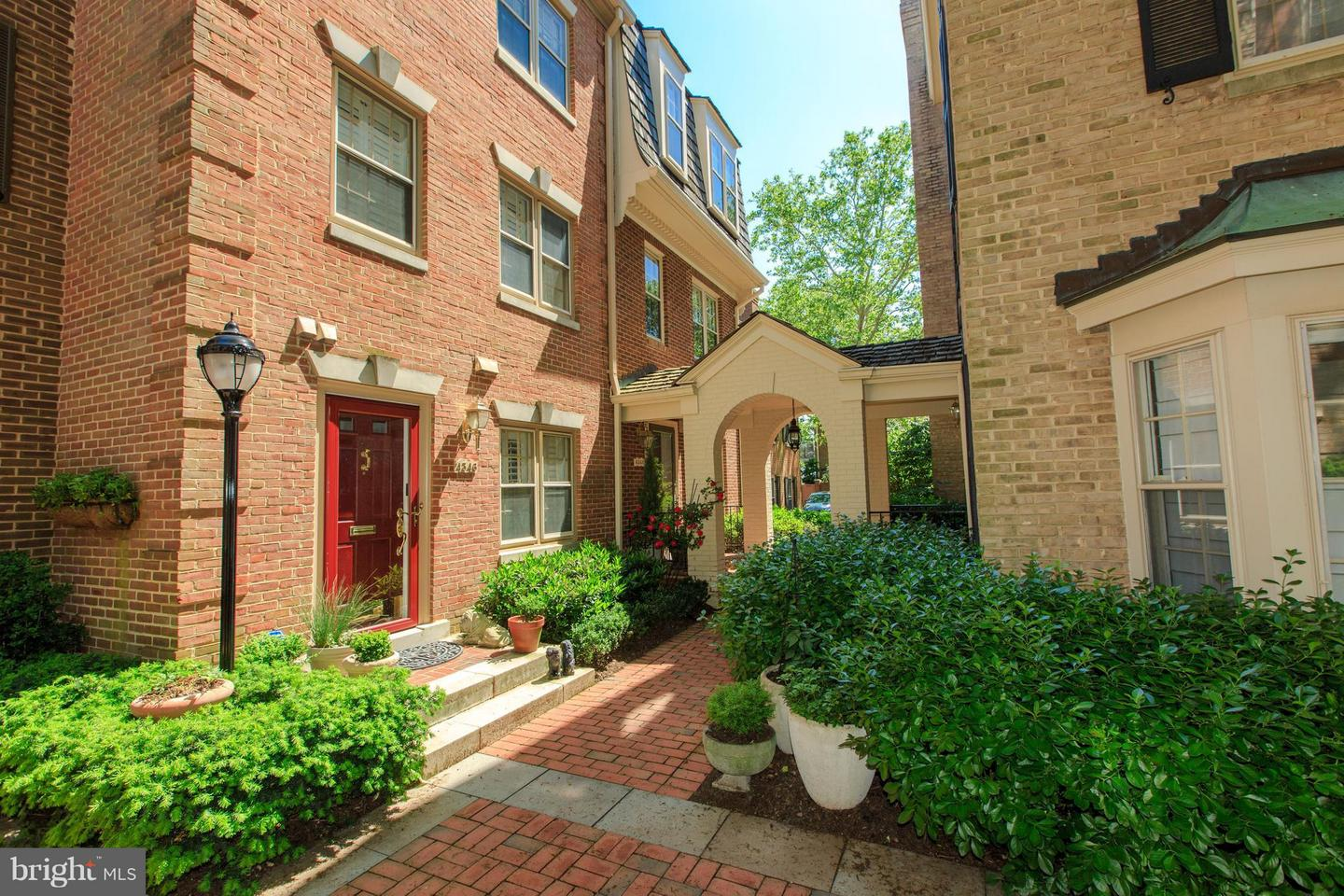 Single Family for Sale at 4348 Westover Pl NW Washington, District Of Columbia 20016 United States