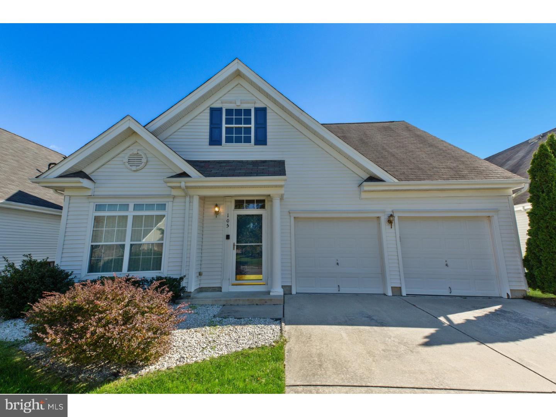 Single Family Home for Sale at 105 GARNETT Lane Egg Harbor Township, New Jersey 08234 United States