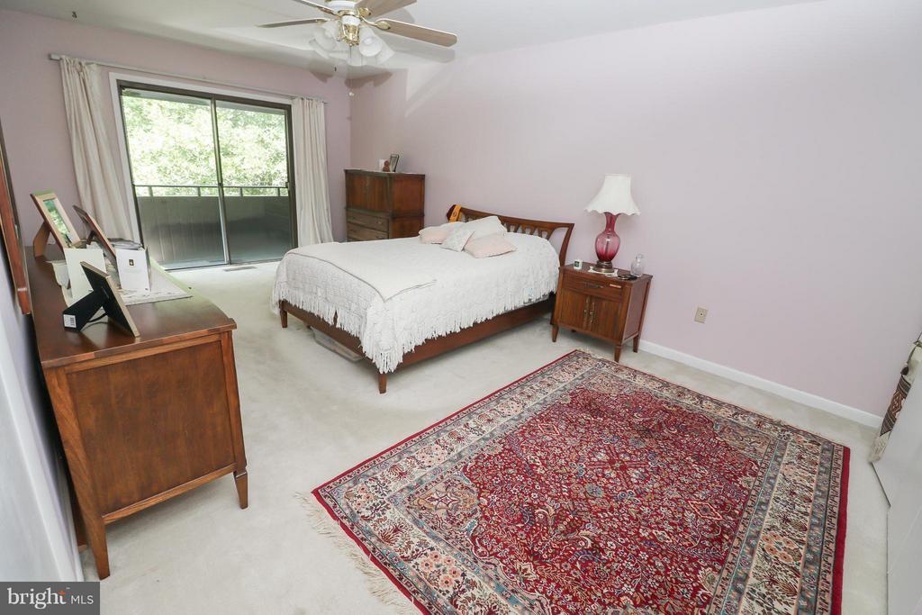 Bedroom (Master) - 2021 WETHERSFIELD CT, RESTON
