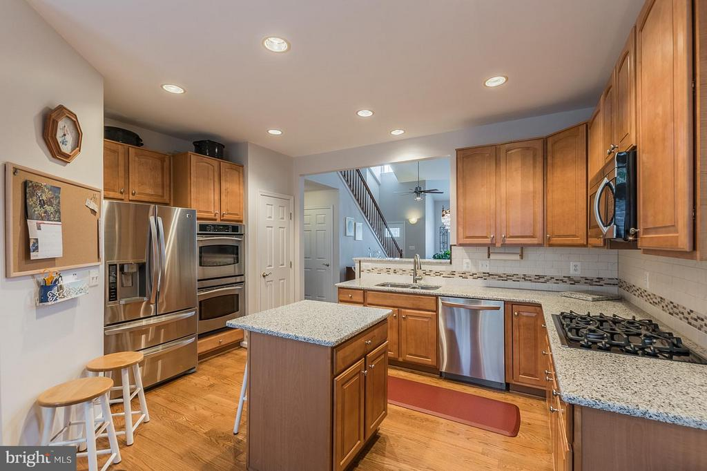 Kitchen - 44474 LIVONIA TER, ASHBURN