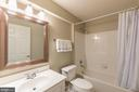 Lower Level Full Bath - 44474 LIVONIA TER, ASHBURN
