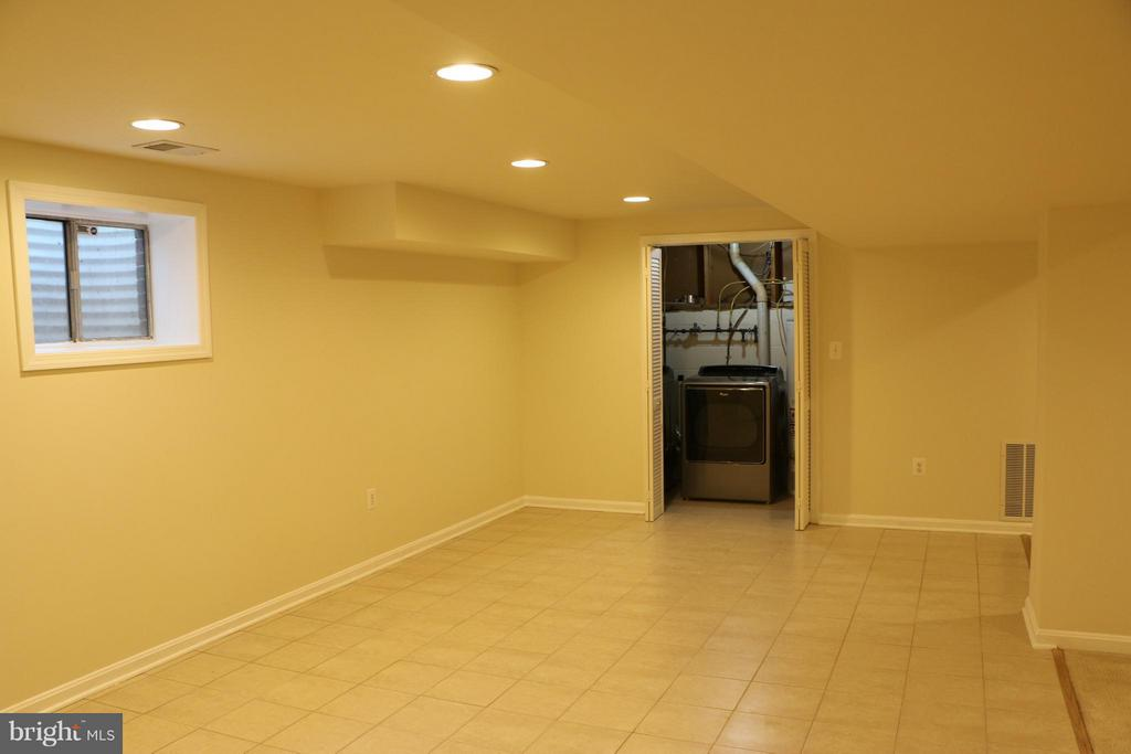 Basement - 9021 WEATHERWOOD CT, VIENNA