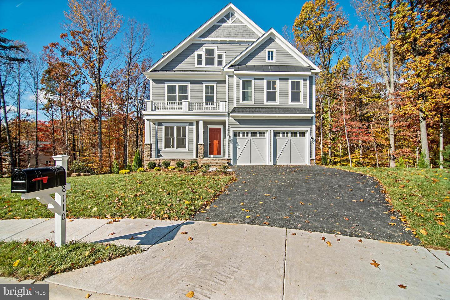 Single Family Home for Sale at Asher Andrew Ct #3 Asher Andrew Ct #3 Springfield, Virginia 22153 United States