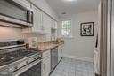 Renovated kitch: new appliances, window - 2101 CONNECTICUT AVE NW #A, WASHINGTON