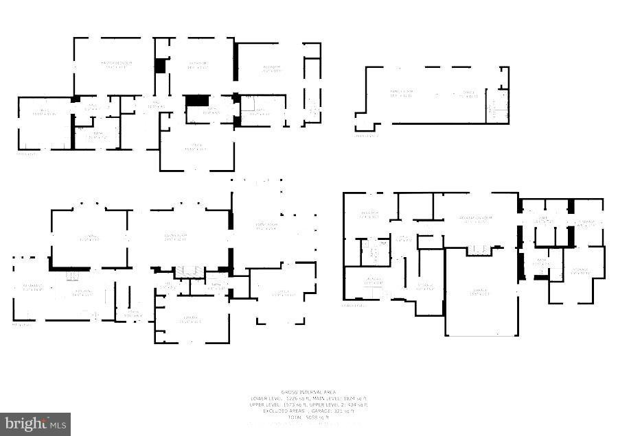Floor plan - 5152 MANNING PL NW, WASHINGTON