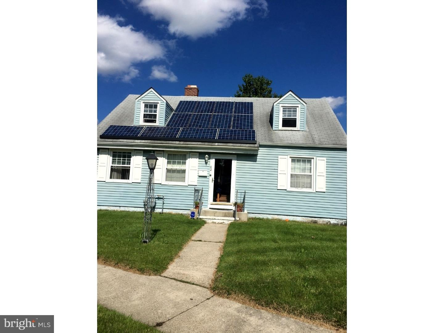 Single Family Home for Sale at 62 E WRIGHT Street Pleasantville, New Jersey 08232 United States