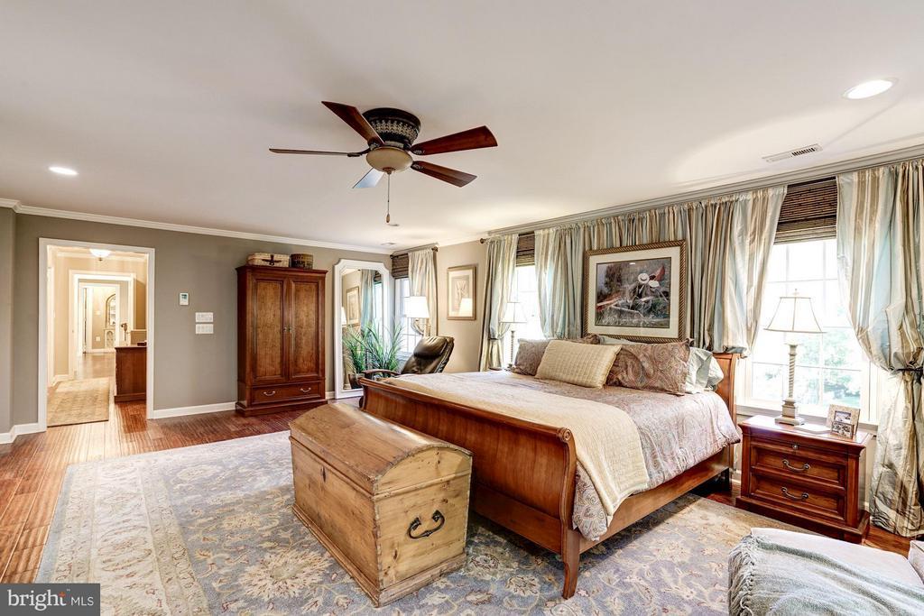 Bedroom (Master) - 9081 EATON PARK RD, GREAT FALLS