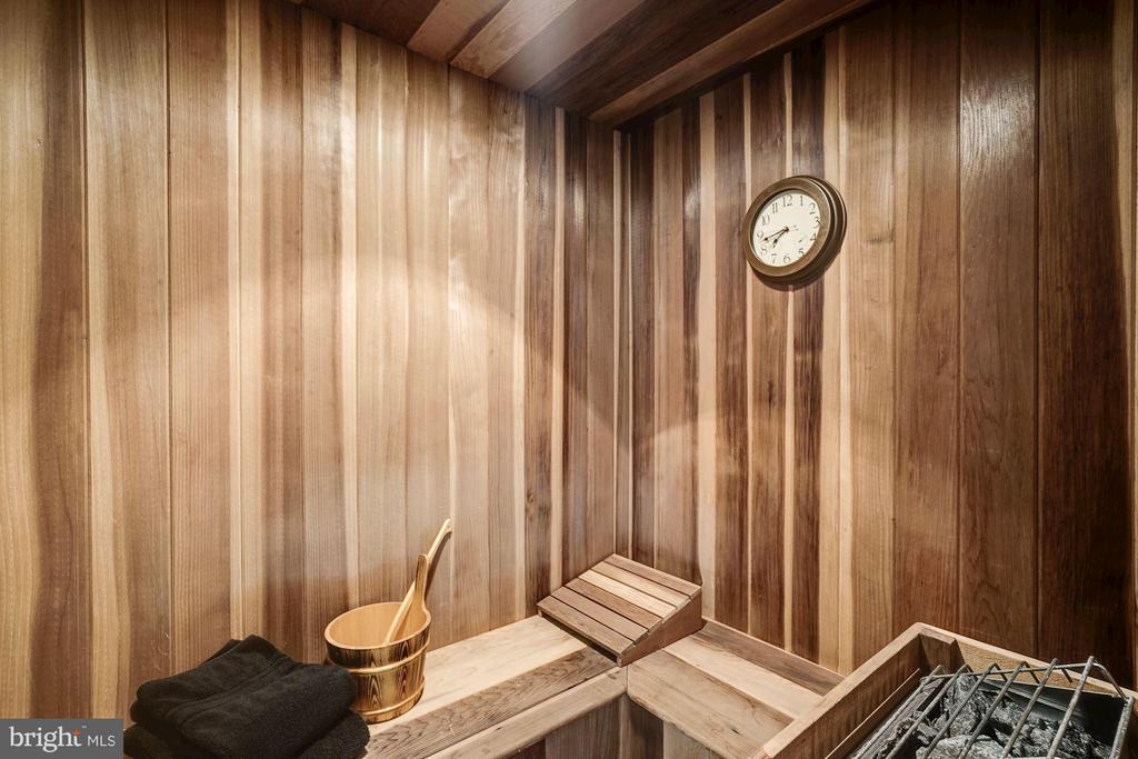 Sauna - 9081 EATON PARK RD, GREAT FALLS