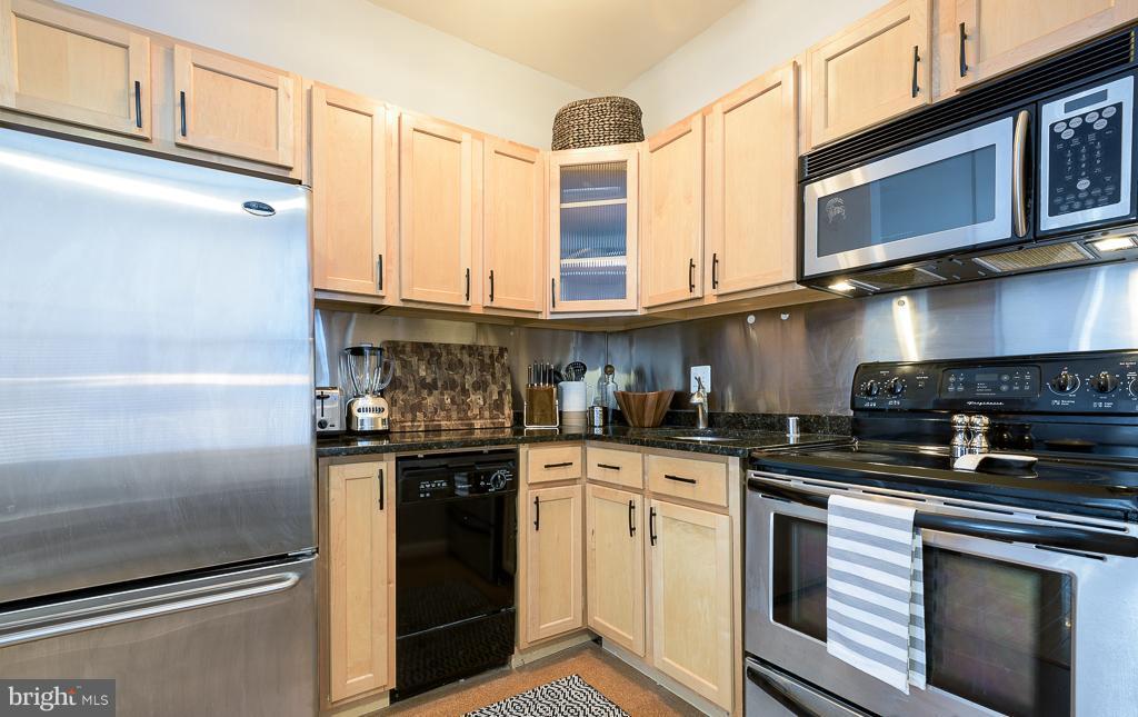 Kitchen - 1822 15TH ST NW #307, WASHINGTON