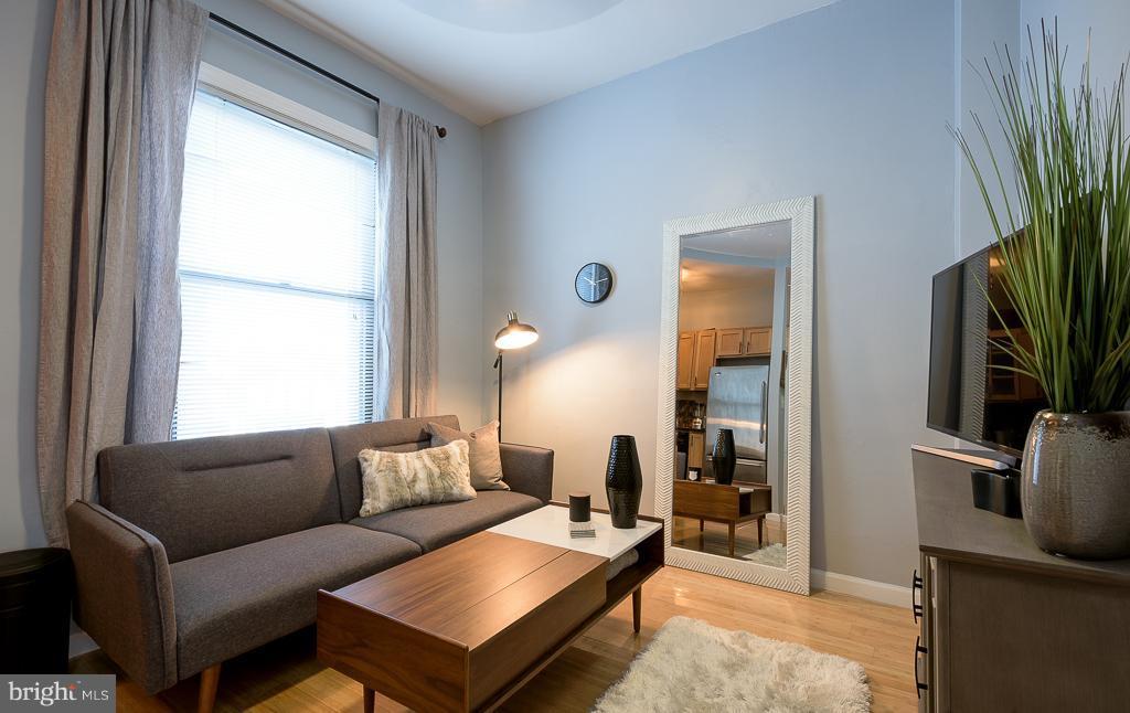 Living Room - 1822 15TH ST NW #307, WASHINGTON