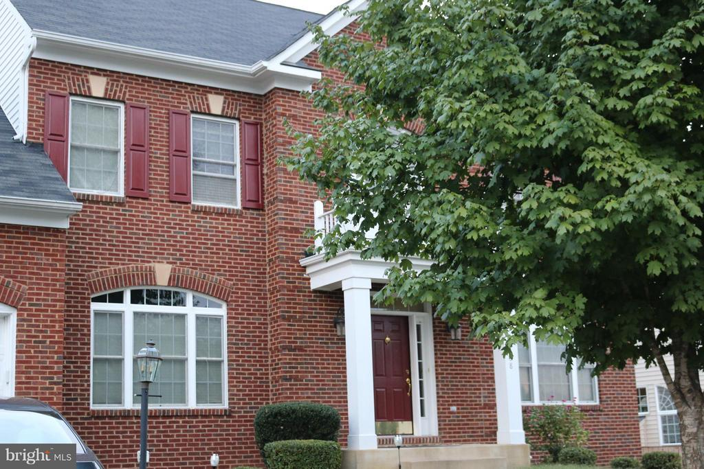 Exterior (General) - 3368 LOGSTONE DR, TRIANGLE