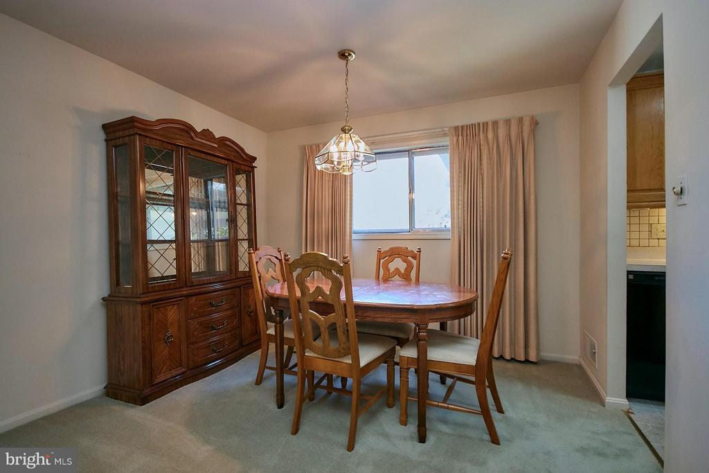 Dining Room - 7727 ARLEN ST, ANNANDALE